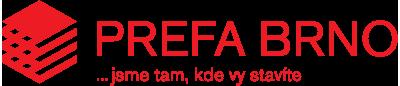 Logo PREFA BRNO